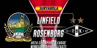 Prediksi Linfield vs Rosenborg