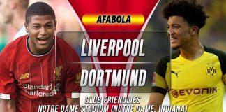 Prediksi Liverpool vs Dortmund