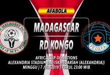 Prediksi Madagascar vs Congo DR