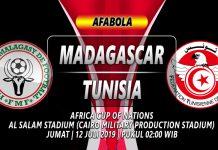 Prediksi Madagascar vs Tunisia