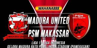 Prediksi Madura United Vs PSM