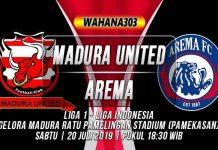 Prediksi Madura United vs Arema
