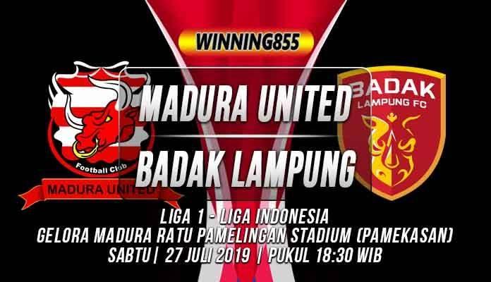 Prediksi Madura United vs Badak Lampung