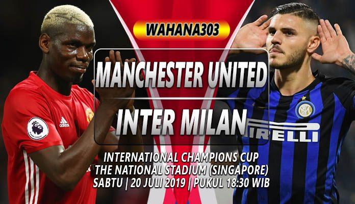 Prediksi Manchester United vs Inter Milan