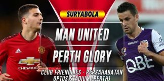 Prediksi Manchester United vs Perth Glory
