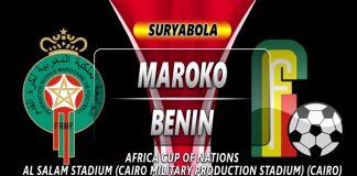 Prediksi Maroko vs Benin
