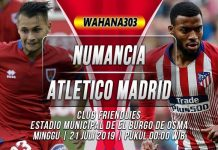 Prediksi Numancia vs Atletico Madrid