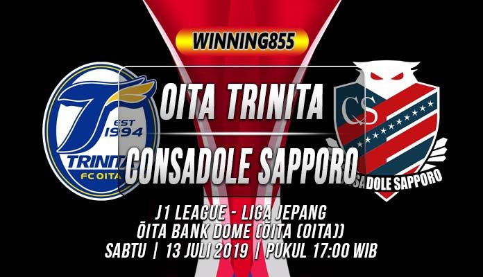 Prediksi Oita Trinita vs Consadole Sapporo