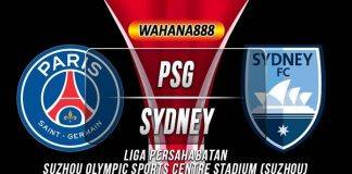 Prediksi PSG vs Sydney