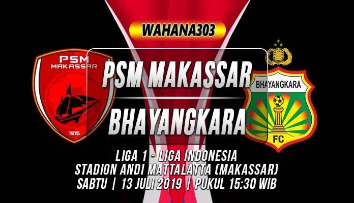 Prediksi PSM vs Bhayangkara