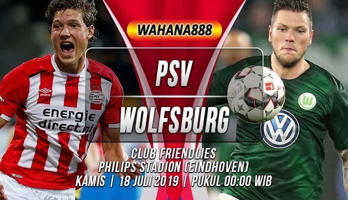 Prediksi PSV vs Wolfsburg