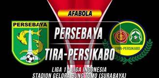 Prediksi Persebaya Surabaya vs TIRA Persikabo