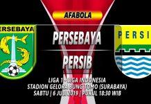 Prediksi Persebaya vs Persib