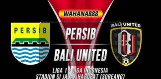 Prediksi Persib vs Bali United