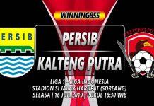 Prediksi Persib vs Kalteng Putra