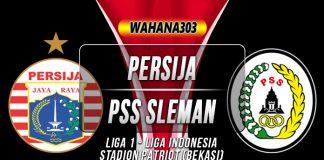 Prediksi Persija vs PSS Sleman