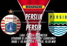 Prediksi Persija vs Persib