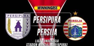Prediksi Persipura vs Persija