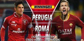 Prediksi Perugia vs AS Roma