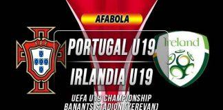 Prediksi Portugal U19 vs Republik Irlandia U19