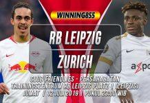 Prediksi RB Leipzig vs Zurich