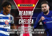 Prediksi Reading vs Chelsea