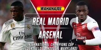 Prediksi Real Madrid vs Arsenal