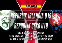 Prediksi Republik Irlandia U19 vs Republik Ceko U19