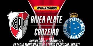 Prediksi River Plate vs Cruzeiro