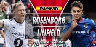 Prediksi Rosenborg vs Lienfield