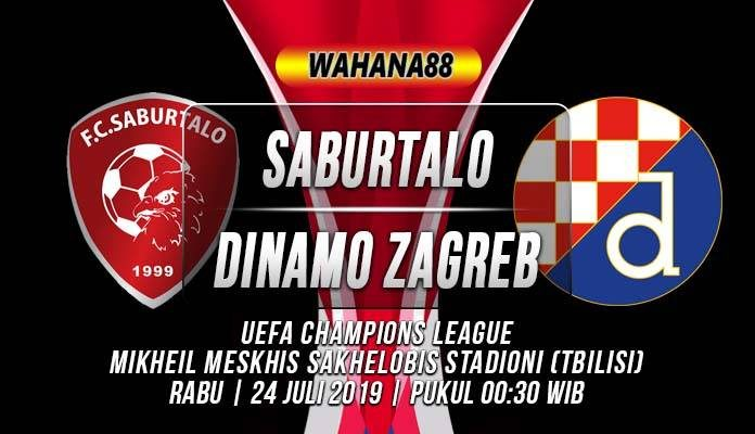 Prediksi Saburtalo vs Dinamo Zagreb