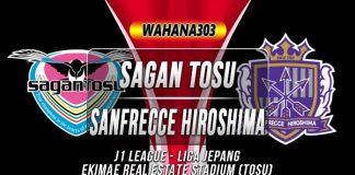 Prediksi Sagan Tosu vs Sanfrecce Hiroshima