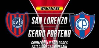 Prediksi San Lorenzo vs Cerro Porteno