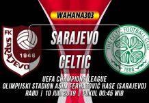 Prediksi Sarajevo vs Celtic