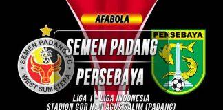 Prediksi Semen Padang vs Persebaya Surabaya