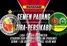 Prediksi Semen Padang vs TIRA Persikabo