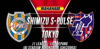 Prediksi Shimizu Pulse Vs Tokyo