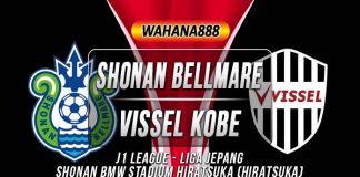 Prediksi Shonan Bellmare vs Vissel Kobe