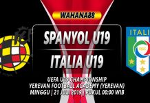 Prediksi Spanyol U19 Vs Italia U19
