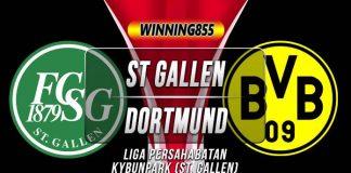 Prediksi St Gallen vs Dortmund