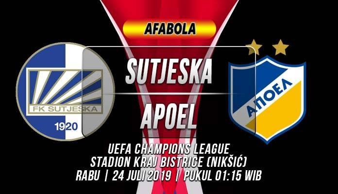 Prediksi Sutjeska vs APOEL