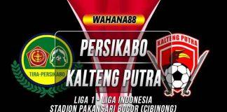 Prediksi TIRA Persikabo vs Kalteng Putra