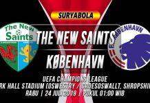 Prediksi The New Saints vs Kobenhavn
