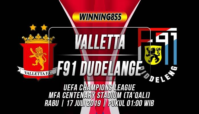 Prediksi Valletta vs F91 Dudelange