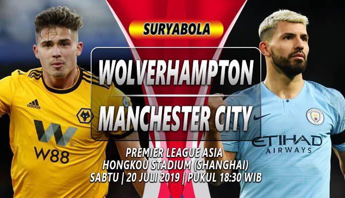 Prediksi Wolverhampton vs Manchester City