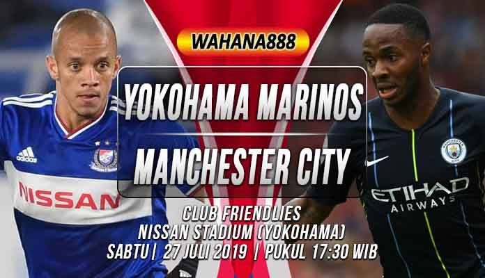 Prediksi Yokohama Marinos vs Manchester City