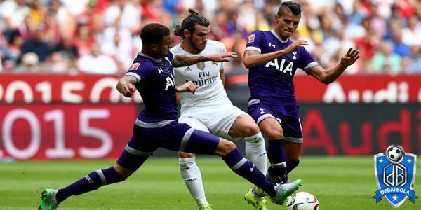 Real Madrid vs Tottenham Hotspur