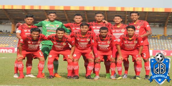 Semen Padang vs TIRA Persikabo