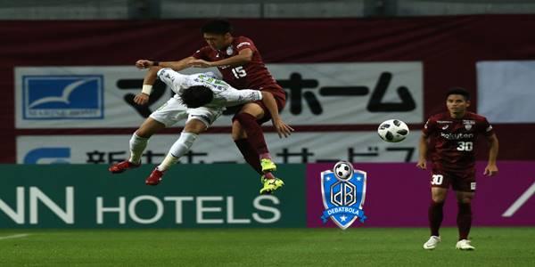 Shonan Bellmare vs Vissel Kobe