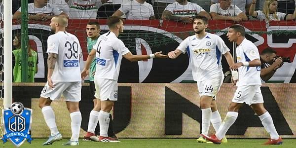 Atromitos vs Legia Warszawa